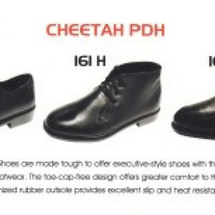 CHEETAH PDH SHOES – 160 H & 161 H & 163 H