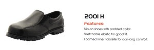 CHEETAH SAFETY SHOES – 2001 H