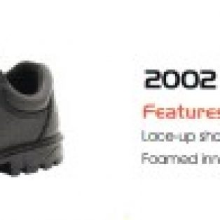 CHEETAH SAFETY SHOES – 2002 H