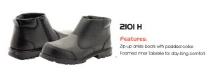 CHEETAH SAFETY SHOES - 2101 H