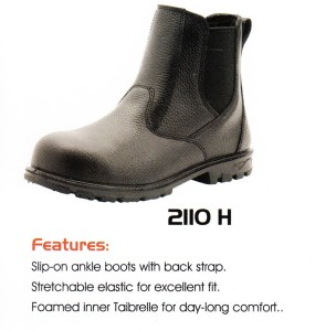 CHEETAH SAFETY SHOES - 2110 H