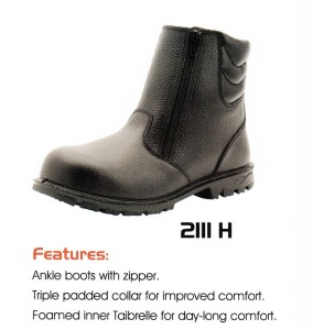 CHEETAH SAFETY SHOES - 2111 H
