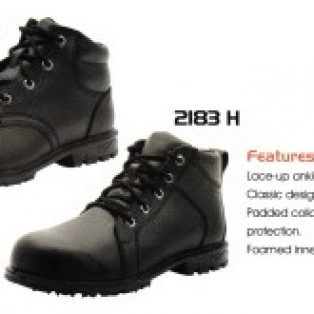 CHEETAH SAFETY SHOES – 2180 H & 2183 H