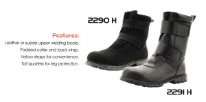 CHEETAH SAFETY SHOES - 2290 H - 2291 H