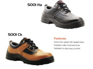CHEETAH SAFETY SHOES - 5001 Ha - 5001 Cb
