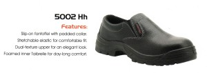 CHEETAH SAFETY SHOES - 5002 Hh
