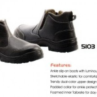 CHEETAH SAFETY SHOES – 5103 Hh & 5103 Bh