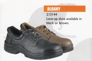 KRUSHERS SAFETY SHOES – ALBANY