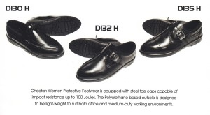 CHEETAH SAFETY SHOES - D130 H - D132 H - D135 H