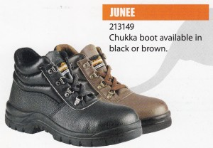 KRUSHERS SAFETY SHOES – JUNEE