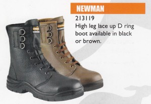 KRUSHERS SAFETY SHOES – NEWMAN