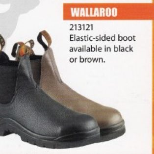KRUSHERS SAFETY SHOES – WALLAROO