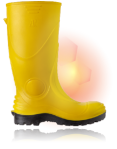 AP SAFETY BOOTS YELLOW