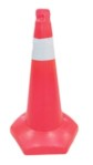 TRAFIC CONE PVC RIGID MERK BLUE MARLIN