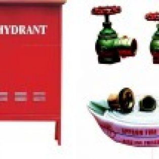 Hydrant / Peralatan Pemadam Kebakaran